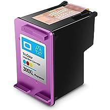 Cartouche d encre reconditionnée pour HP 300 XL HP300 (1 Tri-Couleur) 534ef3c4008b