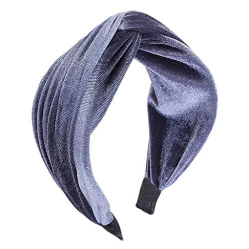 Lifet 11 Farben Stirnband Damen Mädchen Sommer 2019 Boho Elastische Einfarbig, Twist Bow Stirnbänder Dehnbar Haarband Weiche Haar Zubehör Für Alltag Yoga Sport Fitness Oder Mode