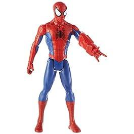 Spider-Man – Titan Hero Power FX (Personaggio 30cm, Action Figure), E0649EU4