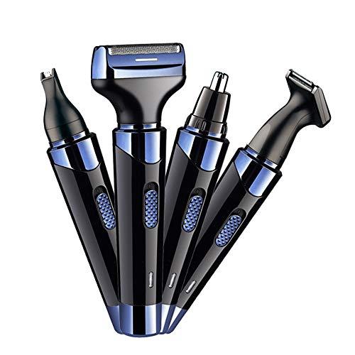 Nasen-Ohr-Haar-Trimmer-elektrischer Trimmer-Augenbrauen-Koteletten, Nasen-Haar-Trimmer-Ohr-Nasen-Trimmer, elektrischer Nasen-Ohr-Gesichts-Haar-Abbau-Trimmer der Männer -