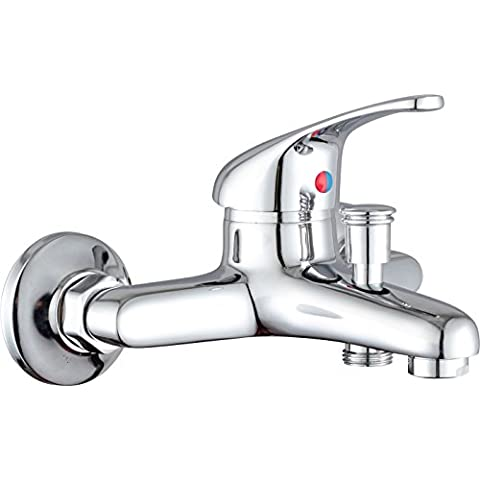 EISL NI023CR Grifo monomando para llenado de bañera y ducha Dolce Vita