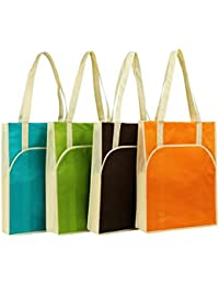 Samyawoven Bag Custom Unique Woven Tote Shoulder Bag Handbag Gift For Women Girls Designer Handbag - Combo