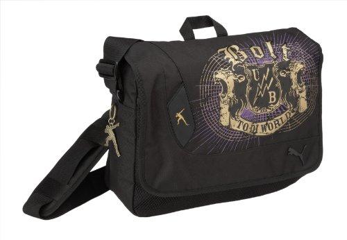 PUMA Umhängetasche Usain Bolt Perf. Messenger Bag, Black