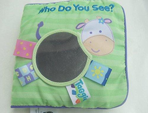 Achun Multifunktionales Puzzle Baby / Kleinkind Spielzeug Brief Tuch Buch Babyplay Activity Book