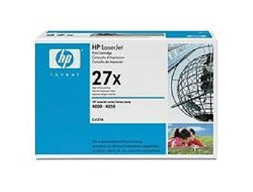 Preisvergleich Produktbild C4127X HP Toner Cartridge 27X Schwarz HP 27X ca. 10.000 Seiten, für Laserjet 4000 / 4000T/ 4000N / 4000TN / 4050 Serie.