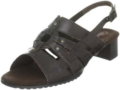 Gabor Shoes Comfort 46.826.15, Damen Sandalen, Braun (moro), EU 35.5 (UK 3)