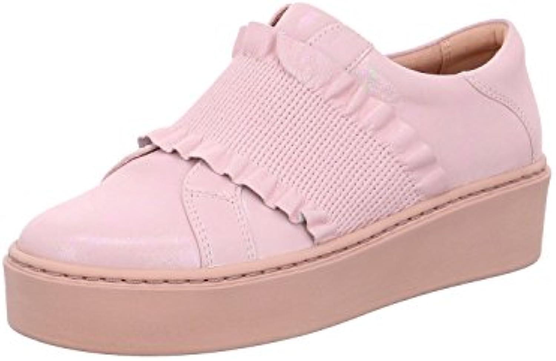 Tamaris 1-1-24714-20 548 - Zapatillas de Piel Lisa Para Mujer