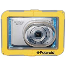 Polaroid Tauch getestetes, wasserdichtes Polaroid Kamera Gehäuse For The Nikon Coolpix L22, L24, L26, S3100, S3000, S3100, S3300, S4000, S4100, S4300, S5100, S6000, S6100, S6200, S6300, S6400, S01, S80, S70, S220, S230, S620, S640 Digital Cameras