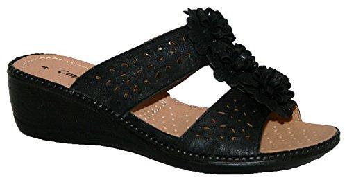Cushion Walk , Sandales pour femme Noir - noir