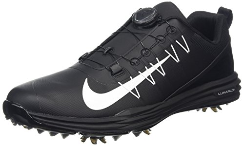 uk availability 8a5b1 c5a3e Nike Men s Lunar Command 2 Golf Shoes, White-Black 002, ...