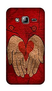 SWAG my CASE PRINTED BACK COVER FOR SAMSUNG GALAXY J3 Multicolor