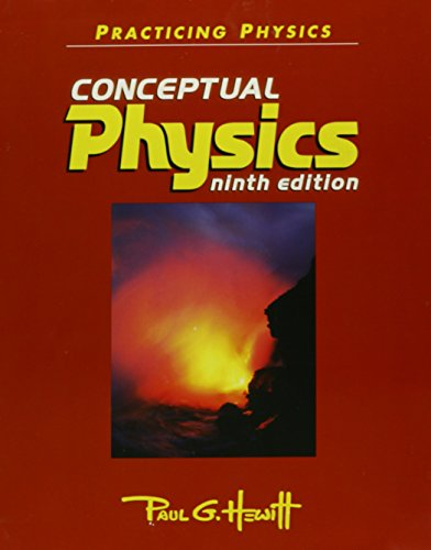 Dle Store Practicing Physics: Worksheets to accompany Conceptual Physics, 9th edition RTF