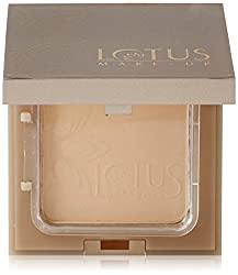 Lotus Herbals Pure Radiance Compact SPF 15, Light Choco, 9g