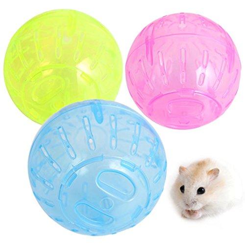 Hamster In Einem Ball Spielzeug Tunnel Vovotrade Bestseller Haustier Jogging Hamster Mäusemäuse Kleines Tier Lauf Spinner Sport Rad Übung Spielzeug Kunststoff Jogging Übung Spielzeug Laufräder Für Hamster (Zufällig)