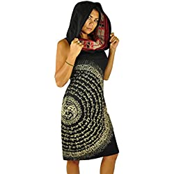 Vestido Alternativo de Verano a la Rodilla