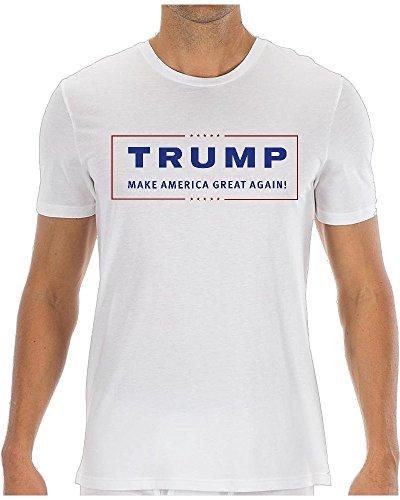Donald Trump Make America Great Again Funny maglietta da uomo XX-Large