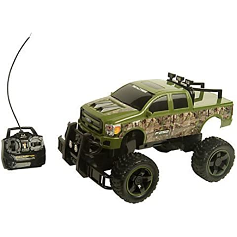 Realtree Green Camo Ford F-250 Super Duty Large (1:14) R/C Full Function Truck by realtree - Ford F250 A / C