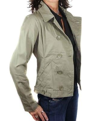 Diesel Womens Blazer Jacket Boothia Beige