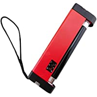 lightweight Hand-Held 320-365NM Wavelength Ultraviolet Diagnostic (Wood's) Lamp+flashlight function by