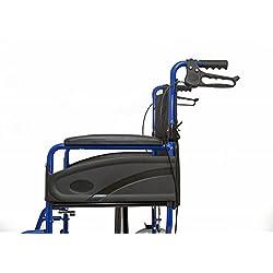 Ultra ligero, fácil plegable silla de ruedas: Dash Express–Pesa sólo 9,8kg