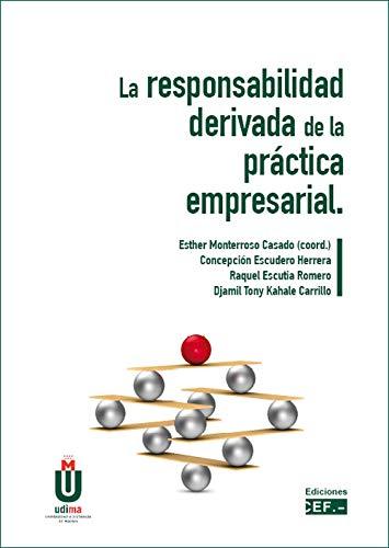 La responsabilidad derivada de la práctica empresarial de [Concepción Escudero Herrera, Raquel Escutia Romero
