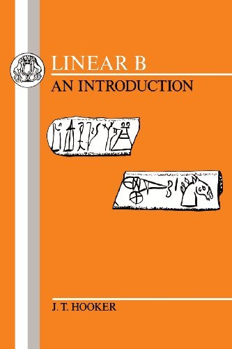 linear-b-an-introduction-by-jt-hooker-1991-06-01
