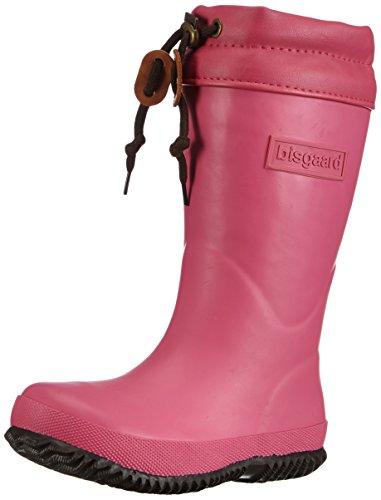 Bisgaard Rainboot Wool Lining, Bottes Mixte Enfant Rose (14 Pink)