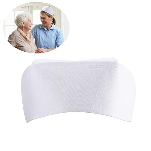 TENDYCOCO Frauen-Krankenschwester-Hut-Krankenschwester-Kappen-Stirnband-Kostüm-Zusatz-Kappen-Partei bevorzugt Dekoration
