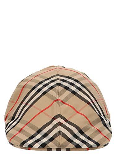 BURBERRY Herren 8016889 Multicolour Baumwolle Hut