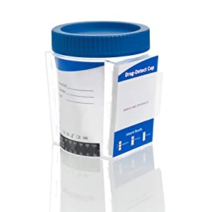 Multi-Drogentest Cup Multi 5 CB Drug-Detect (testet auf 5 Drogen) Schnelltest – 1 Urinbecher