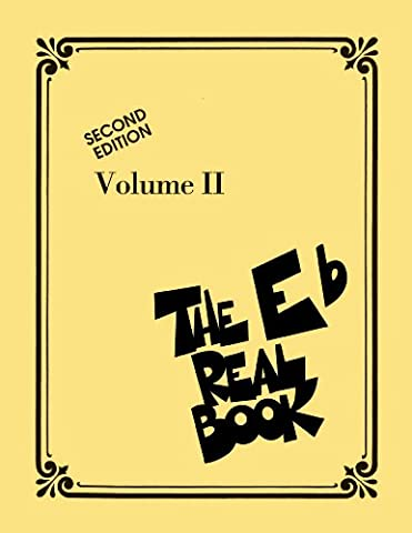 The Real Book - Volume II: Eb Edition: 2