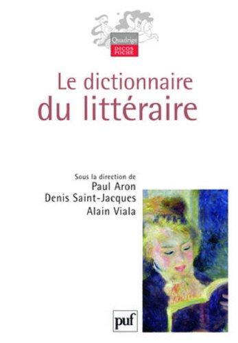 Le dictionnaire du littraire