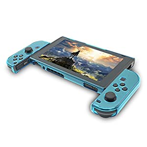 Hülle für Nintendo Switch, Hard Case für Switch, Asnlove Premium Hart PC Schutz Hülle Case Cover Gehäuse Fur Nintendo Switch Game Joycon Controller, Transparent