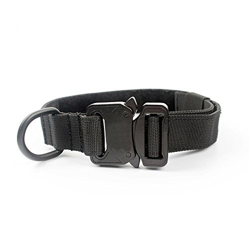 yisibo-dog-collar-velcro-loop-adjustable-tactical-heavy-duty-metal-buckle-dog-collar-nylon-with-cont