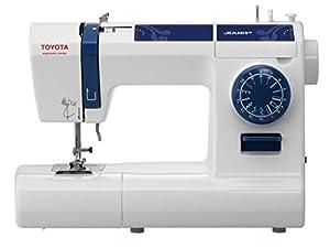Toyota JCB15-EU Máquina de coser, 41x 19,8x 29,4cm, color blanco de Aisin
