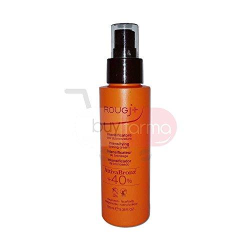 Rougj - intensificatore dell' abbronzatura spray viso/corpo 100ml - super abbronzatura