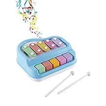 Juguete de piano, LESHP Juego Interesante Instrumentos Musicales