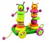 Moulin Roty Louna s'Emboîtent jouet en bois