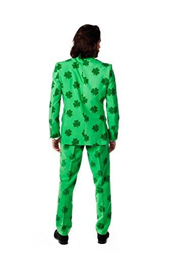 Opposuits Herren Anzug Glücksbringer, St. Patrick - 2