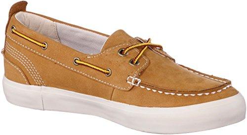 Timberland Brattleboro, Chaussures de Voile Femme jaune