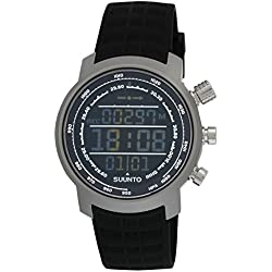 Suunto Elementum Terra N Rubber Watch - Black