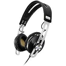 Sennheiser Momentum 2.0 On-Ear  - Auriculares de diadema cerrados, compatible con Apple iOS, color negro