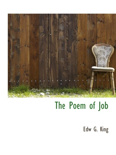 The Poem of Job