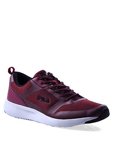 Fila Mens Memory Barbados Mens Footwear Burgundy