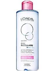 L'Oréal Paris Eau Micellaire pour Peaux Sèches/Sensibles 400 ml