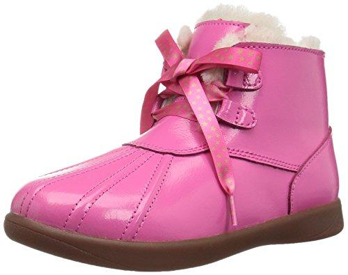 UGG T Payten Stars Diva pink, Größe:25 - Boots Ugg Mädchen Größe 13