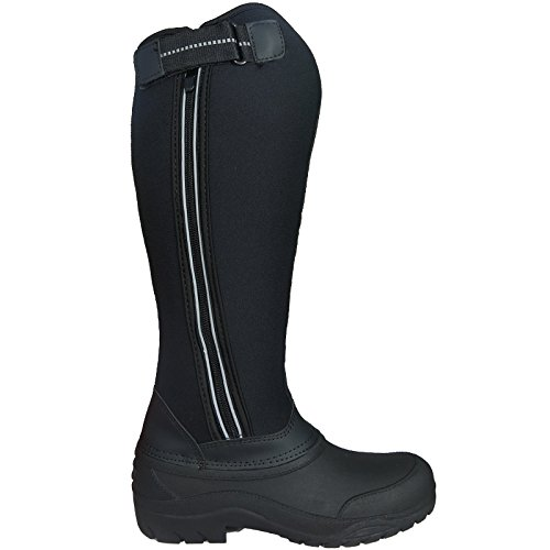 harry-hall-hh-frost-boot-blk-5-rider-boots-in-all-colours-and-sizes
