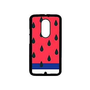 Vibhar printed case back cover for Motorola Moto G (3rd Gen) WaterDrops