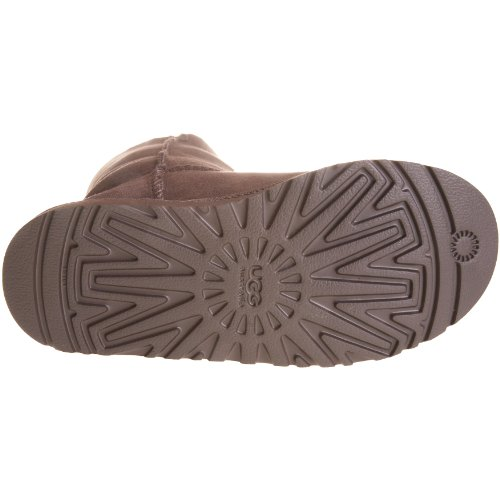 UGG Bailey Button  Triplet 1962 Mädchen Boots Braun (Chocolate)