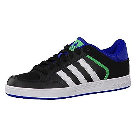 adidas Originals Varial Low Sneaker D68675 Black/Royal Gr. 40 (UK 6,5)